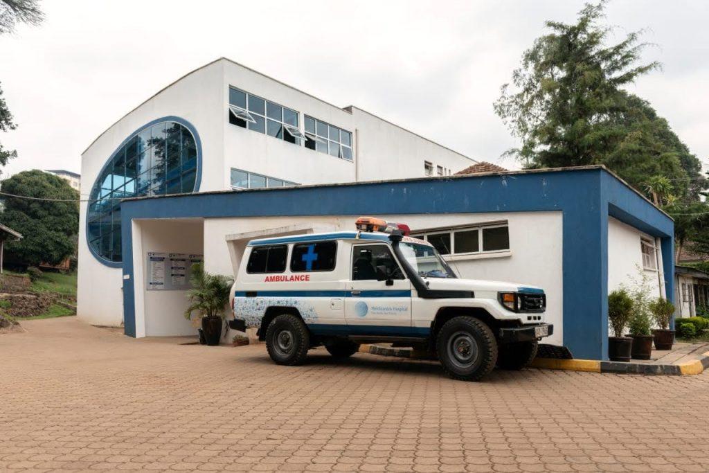 Mzh Ambulance